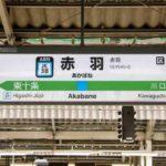 赤羽駅・赤羽岩淵駅周辺の100円ショップ(百均)まとめ